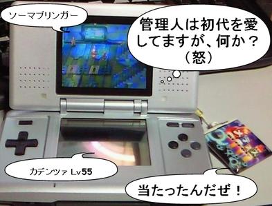 初代DSを愛してます