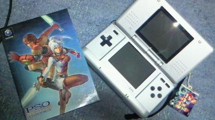 DSでPSO発売な画像