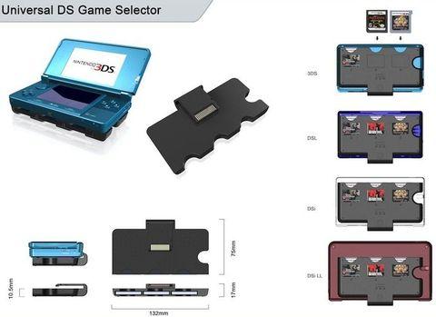 3DSチェンジャー
