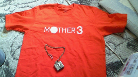 MOTHER3シャツ