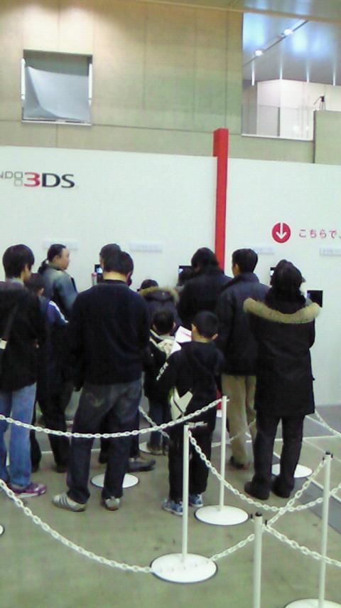 【3DS体験会レポ】マリオカート(映像出展)