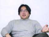 昔の岩田社長