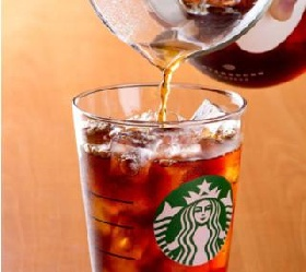 スターバックスアイスコーヒー